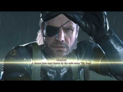 METAL GEAR SOLID V: THE DEFINITIVE EXPERIENCE PS4 Pro Boost Mode On Gameplay