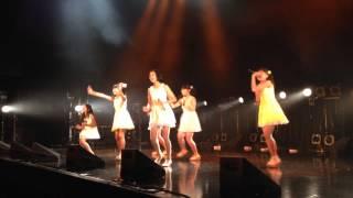 ウタ娘スーパーライブのアボロステージでのusa☆usa少女倶楽部ライブ!!...