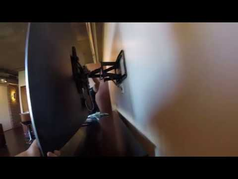 """82""""-samsung-wall-mount-timelapse"""