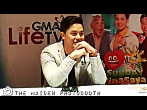 Alden Richards @ GMA Pinoy TV FB Live Q and A August 13 2017 #ALDUBSoBlessed