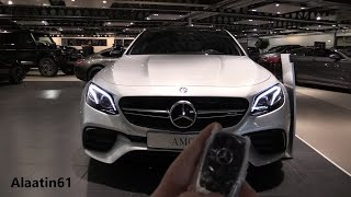 Mercedes-AMG E63 S 4Matic+ 2017 Start Up, In Depth Review Interior Exterior(Hello and Welcome to Alaatin61! YouTube's collection of automotive variety! In today's video, we'll take an up close and in depth look at the New 2017 ..., 2017-03-03T22:38:40.000Z)