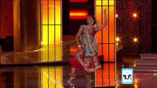 2014 Miss America Nina Davuluri Bollywood Dance Talent