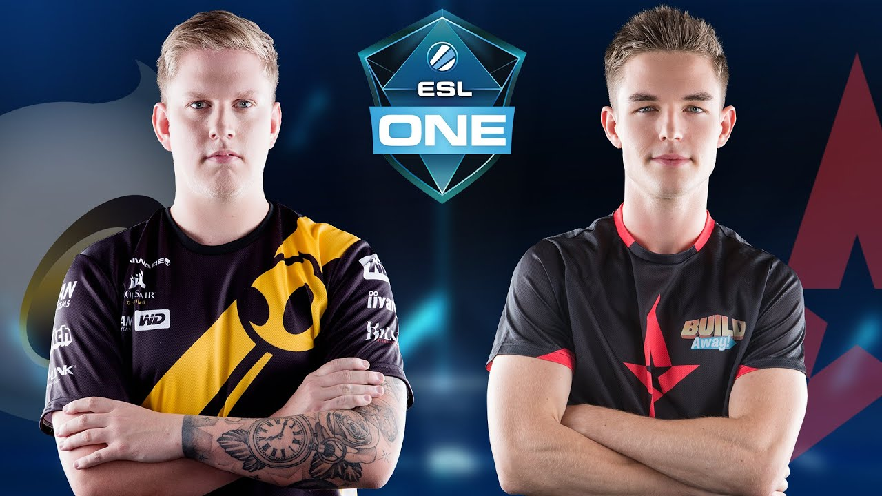 Dignitas will be the only team representing Denmark in the competition.