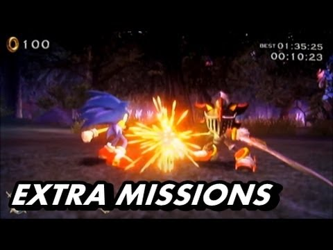 Let's Play Sonic & the Black Knight - Extra Missions & Lancelot Returns