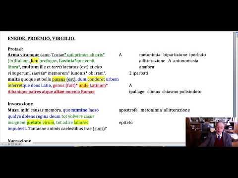 Prologo eneide latino dating