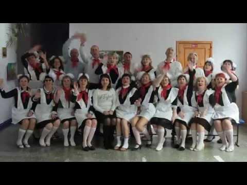 Подарок выпускникам 2015 от родителей г.Михайловск Лицей №2
