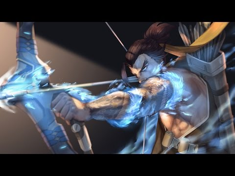 Wanna Main Hanzo? - they call me PotgChamp, because of my supernatural ability to get Plays of the Game for doing fairly nothing.