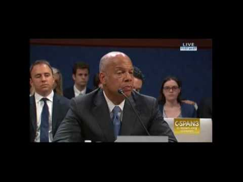 Castro Questions DHS Secretary Jeh Johnson in HPSCI Hearing