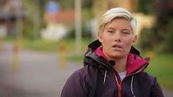 Kuntoutujien kokemuksia - Heidi Foxellin pitkä tie takaisin poliisiksi