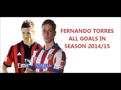 Fernando Torres ● All Goals in Season 2014-15 IHDI