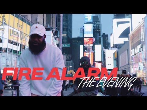 Fire Alarm The Evening featuring Bajah mp3 letöltés