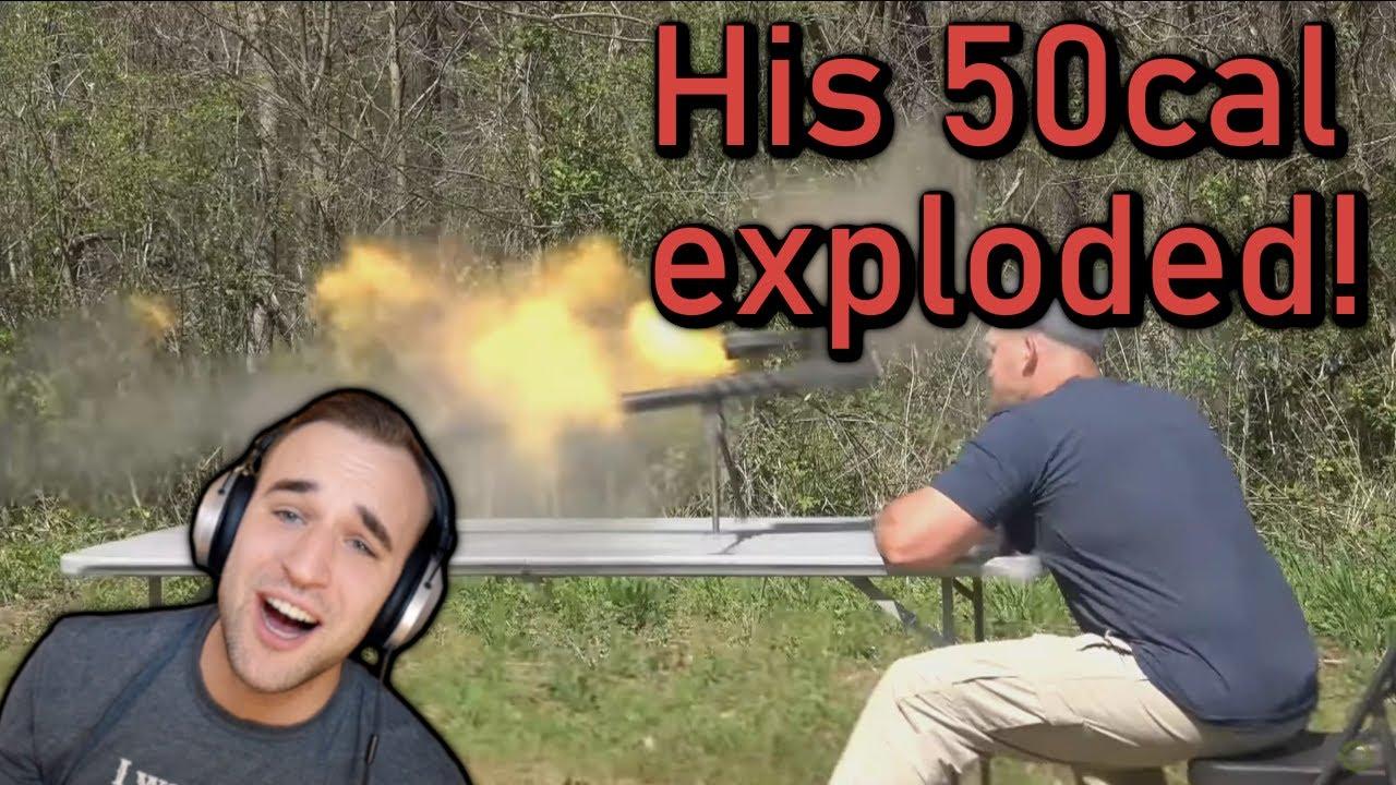 We almost lost Kentucky Ballistics (Estonian Soldier reacts)