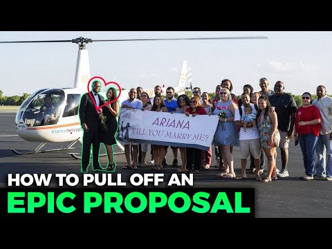 Thumbnail: How To Pull Off The Best Proposal Ever!