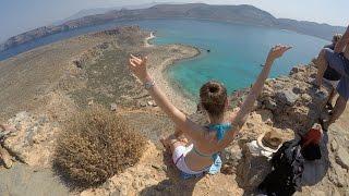 Греция | Крит | Сентябрь 2016 | Greece, Crete | Κρήτη | GoPro(Наше путешествие в Грецию на остров Крит в сентябре 2016. Поездка в Ираклион, на остров Грамвуса и бухту Балос...., 2016-09-26T16:40:41.000Z)
