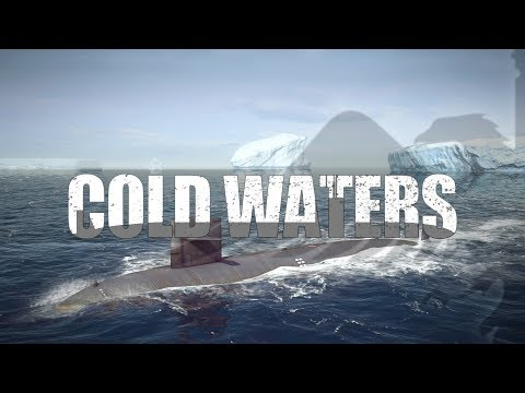 Cold Waters SUBMARINE WARFARE SIM - Cold Waters Let's Play