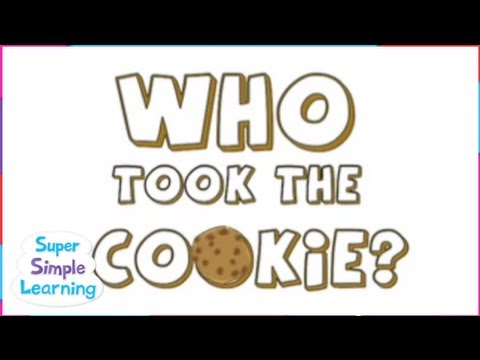 Who Took the Cookie? - Teaching Tips