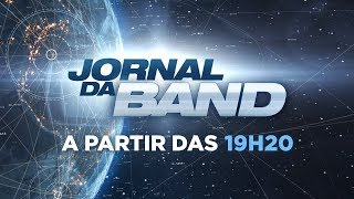 [AO VIVO] JORNAL DA BAND - 17/10/2019