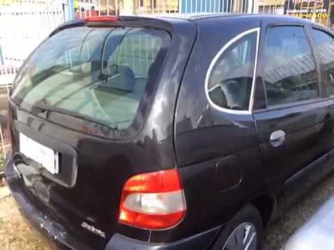 RENAULT SCENIC 1.6 KIDS 16V 4P 2008 - Carros usados e seminovos - AUTO SPORT VEÍCULOS - Curitiba-PR
