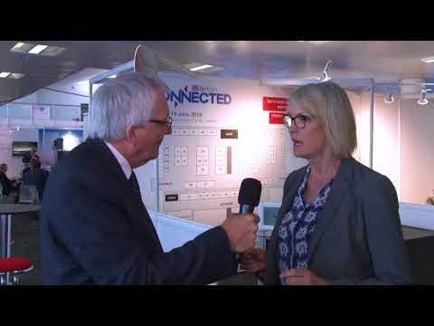 Margot James MP at Connected Britain 2018