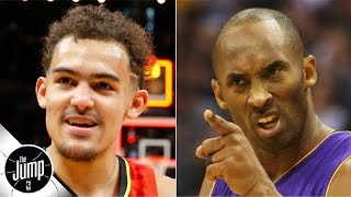 Trae Young is planning to train with Kobe Bryant this summer, according to a report | The Jump