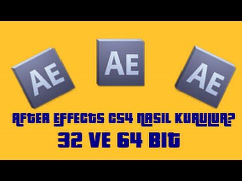 Rehber-#4-Adobe-After-Effects-CS4-Nasıl-Kurulur?(32Bit)-AmazingMertosh