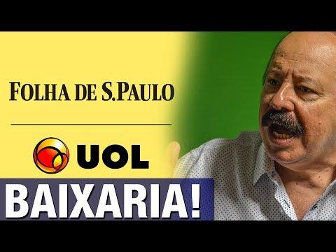 Fidelix faz grave acusação contra UOL/Folha de S. Paulo após matéria falsa: