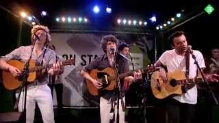 Скачать The Kooks Around Town Acoustic 3 On Stage Pinkpop 2014