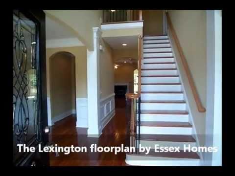 lexington floorplan builtessex homes in lake carolina columbia