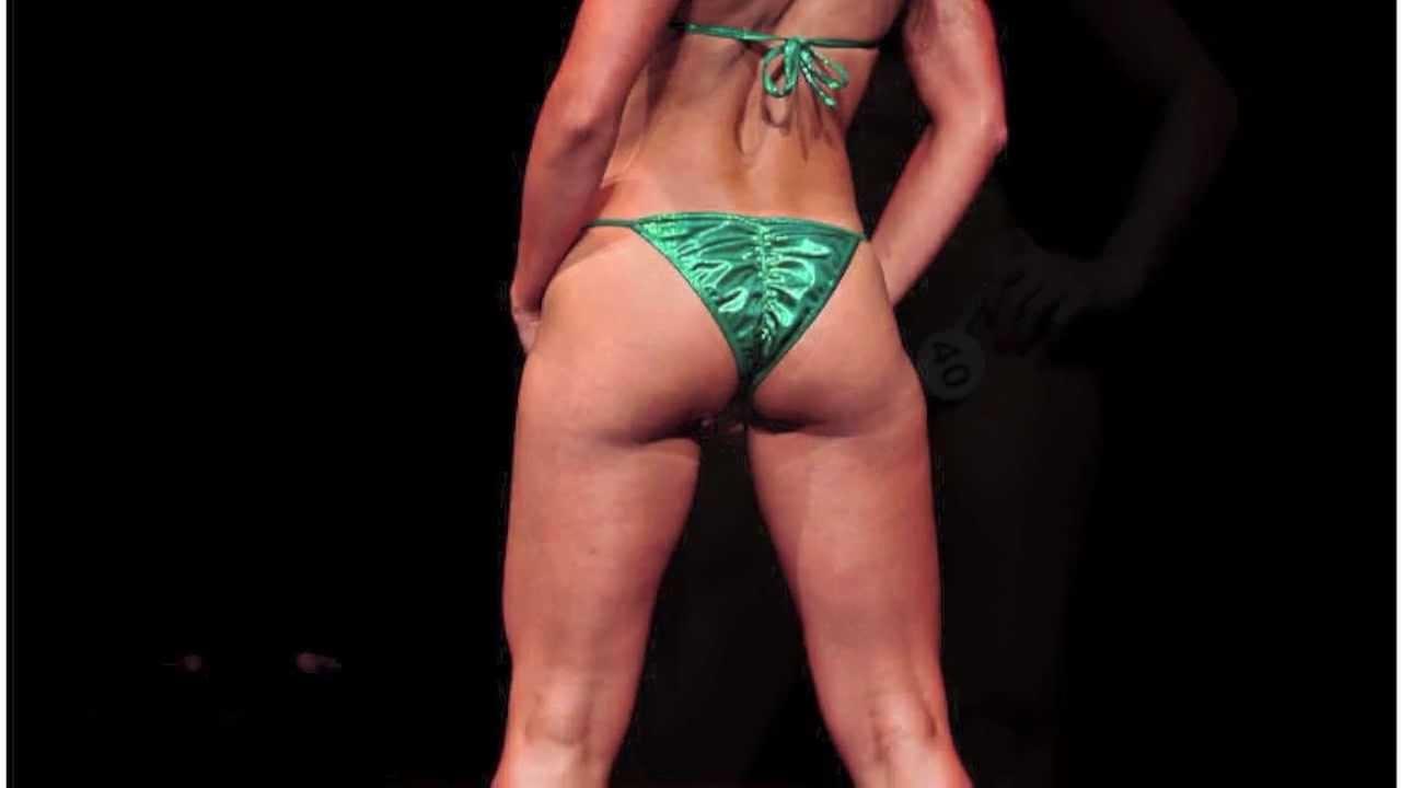 Naked big booty girls on beach