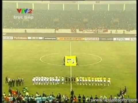 Chung ket luot ve AFF Cup 2008 - Vietnam vs Thailand - Full - Hiep 1