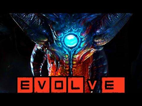 COOLEST MONSTER EVER!! Evolve Gameplay Walkthrough Stage 2 (PC 1080p 60fps)