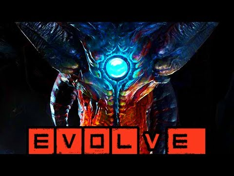 COOLEST MONSTER EVER!! Evolve Gameplay Walkthrough Stage 2 (PC 1080p 60fps)