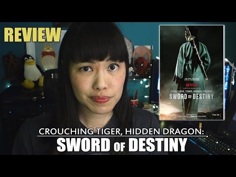 Crouching Tiger, Hidden Dragon: Sword of Destiny | Movie Review