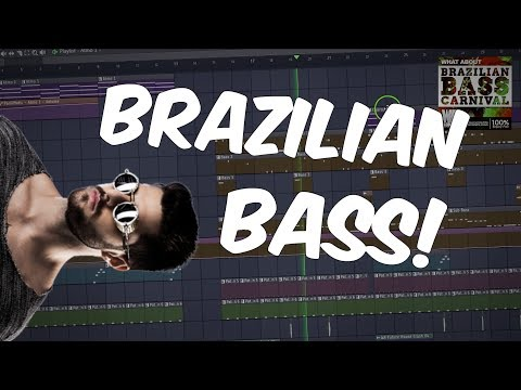 BRAZILIAN BASS Carnival is OUT NOW!