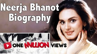 Neerja Bhanot - Biography | Must Watch | The Laddu