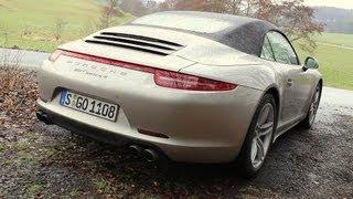 ' 2013 Porsche 911 (991) Carrera 4 ( Manual ) ' Test Drive & Review - TheGetawayer