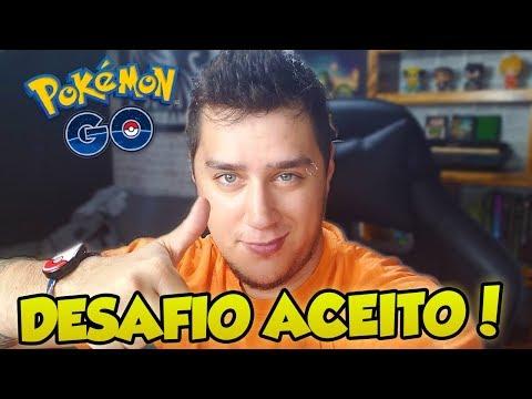 VOCÊS ME DESAFIARAM E EU ACEITEI! - Pokémon Go | Em Busca dos Melhores (Parte 106) thumbnail