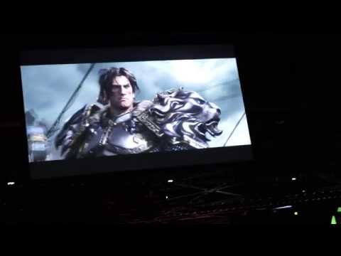 World of Warcraft: Legion Cinematic, BlizzCon 2015 Audience Reaction