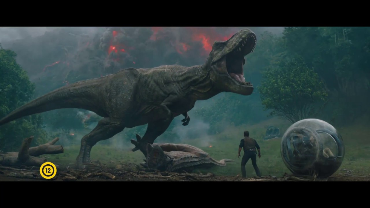 Jurassic World Bukott Birodalom 1 Magyar Nyelvu Elozetes Youtube