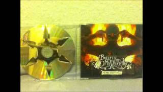 Bullet For My Valentine cd collection