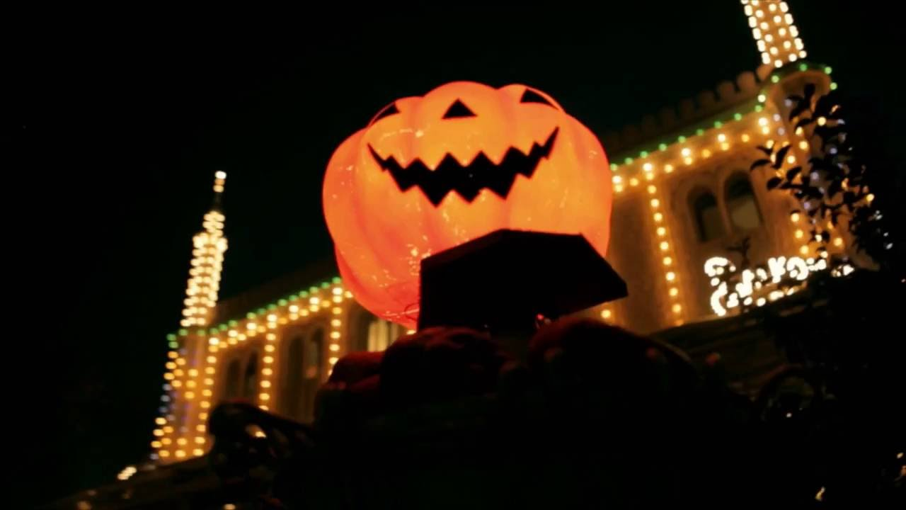 Halloween In Tivoli Gardens Copenhagen Youtube