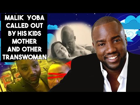 Malik Yoba Called out by wife and outed by a past alleged victim