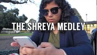 The Shreya Ghoshal Medley