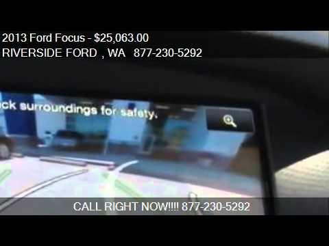 2013 Ford Focus Titanium - for sale in SUMNER, WA 98390