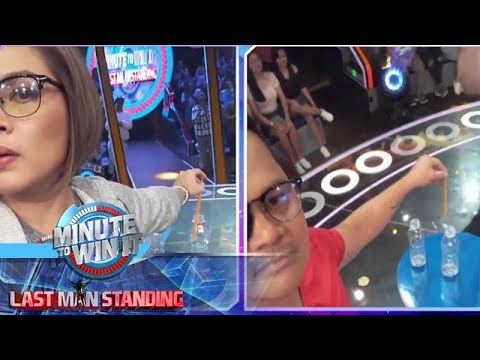 Selpis | Minute To Win It - Last Man Standing