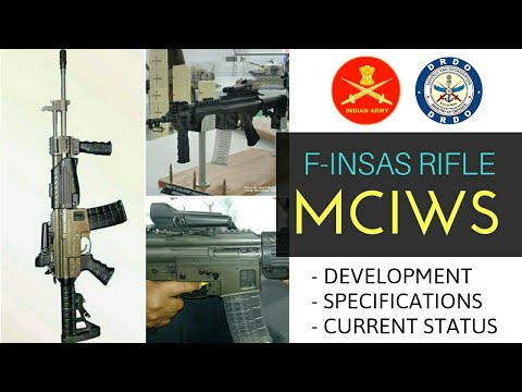 MCIWS Rifle - All Updates About Multi Calibre Individual Weapon System   MCIWS Current Status(Hindi)