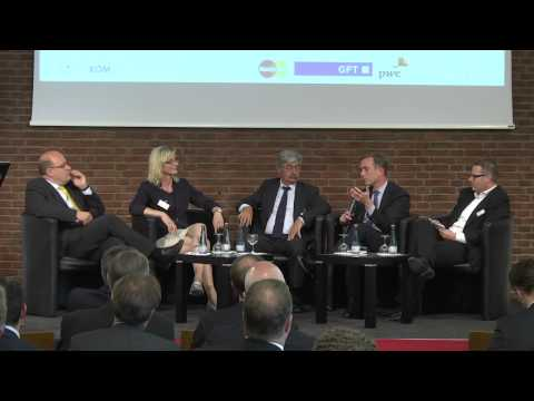 Banking and Finance - Paneldiskussion