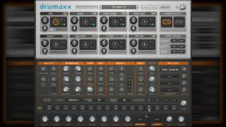 Drumaxx Tutorials - Chapter Seven: Pattern Sequencer Part Two