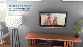 """Обзор сенсорного монитора HP Pavilion 23tm (""""Компьютеры и Периферия"""")"""
