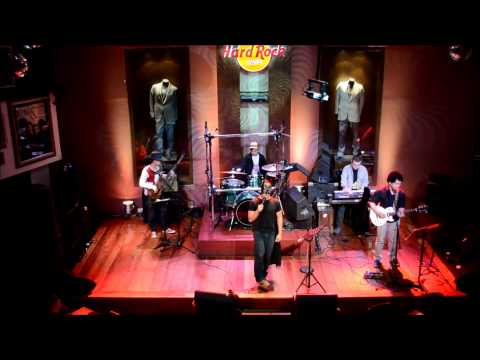 Ice Band Philippines feat. Climax - Live at Hard Rock Café, Makati - She Will Be Loved (cover)